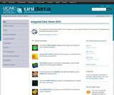 Unidata's Integrated Data Viewer
