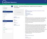 Sunshine Electronic Health Record Academic Simulation