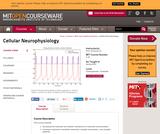 Cellular Neurophysiology, Spring 2002