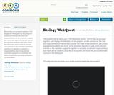 Ecology WebQuest