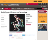 Social Study of Science and Technology, Spring 2004