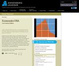 Economics U$A:  21st Century Edition (2012)
