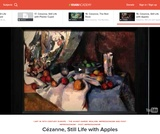 Cezanne's Still Life with Apples