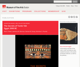 The Secrets of Tomb10A: Egypt 2000 BC