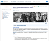 The Legacy of French Canadian Immigrants in New England