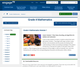 Grade 4 Module 1: Place Value, Rounding, and Algorithms for Addition and Subtraction