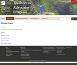 The Geological Society of America: Resources for K-12 Earth Science Educators