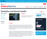 Sanitation and Human Health