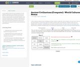 Ancient Civilizations (Computer) - World Cultures Remix