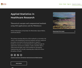 Applied Statistics in Healthcare Research