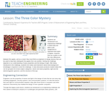 The Three Color Mystery