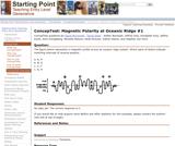 ConcepTest: Magnetic Polarity at Oceanic Ridge #1