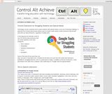Chrome Extensions for Struggling Students and Special Needs