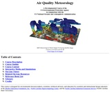 Air Quality Meteorology