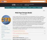 Web Page Design Model