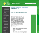 Biodiversity Assessment