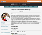 Digital Camera for Web Design