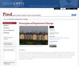 Principles of Population Change