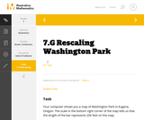 7.G Rescaling Washington Park