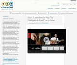 "i3zif - Learn How to Play ""Ya ʿAshiqata al-Wardi"" on a Guitar"