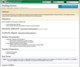 Interactivate: Finding Factors