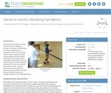 Identifying Gait Metrics