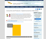 Consumers and Producers - Explore Economics Video Series