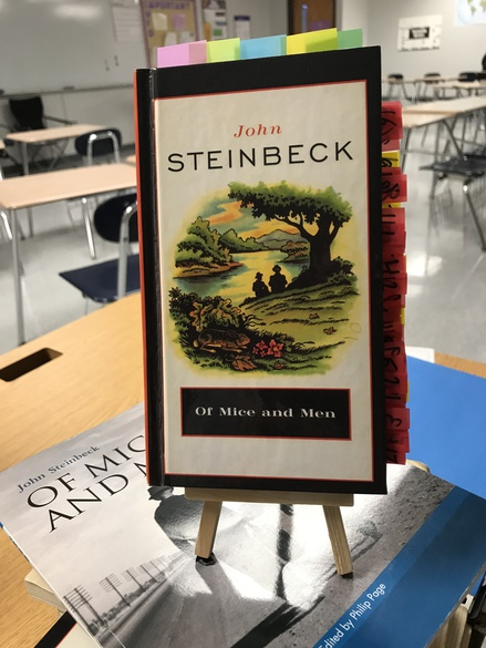 Of Mice and Men 4C's Discussion Day Activities