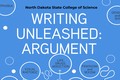 Writing Unleashed: Argument by S Priebe