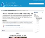 US Government & Citizenship Q2