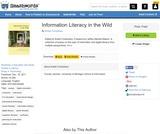 Information Literacy in the Wild