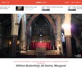 William Butterfield, All Saints, Margaret Street