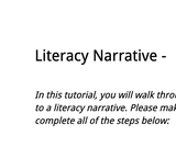 Writing the Literacy Narrative