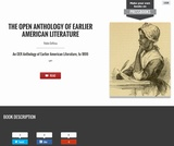 The Open Anthology of Earlier American Literature