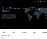 Cyber Operations Tracker
