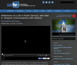 Conversations with History: Reflections of a Life in Public Service, with Alan K. Simpson