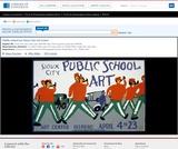 WPA Posters: Public School Art, Sioux City Art Center