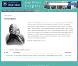 Great Writers Inspire: William Blake