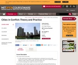 Cities in Conflict: Theory and Practice, Fall 2003