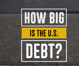 How Big Is the US Debt? : Virtual Reality Experience