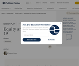 Equity and COVID-19