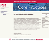 CP 35: Promoting Shared Leadership