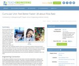 Feel Better Faster: All about Flow Rate