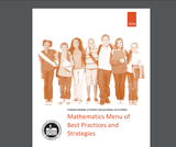 OSPI Mathematics Menu of Best Practices and Strategies