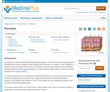 Psoriasis (Spanish)