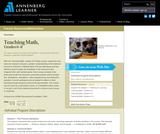 Teaching Math, Grades 6-8
