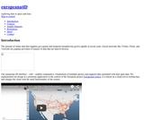 Europeana GeoBrowser (E4D)