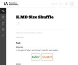 Size Shuffle
