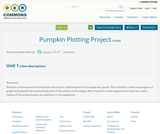 Pumpkin Plotting Project