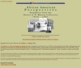 African American Perspectives: Pamphlets from the Daniel A. P. Murray Collection, 1818-1907